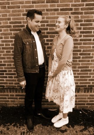 Danny and Sandy - Grease 2019